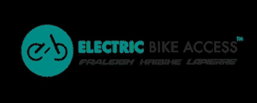 Electric Bike Access Logo