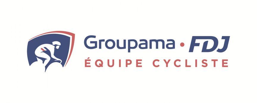 Groupama FDJ logo