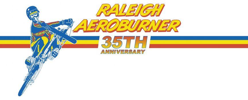 Raleigh Aero Pro Burner