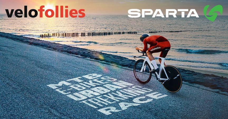 Sparta op Vellofollies 2020