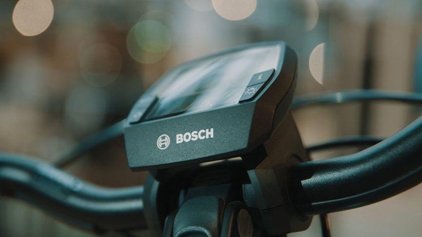 Bosch Intuvia display slimme voordelen