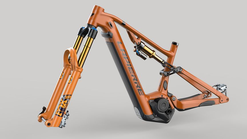 Lapierre Overvolt 2022 - Bosch Smart System