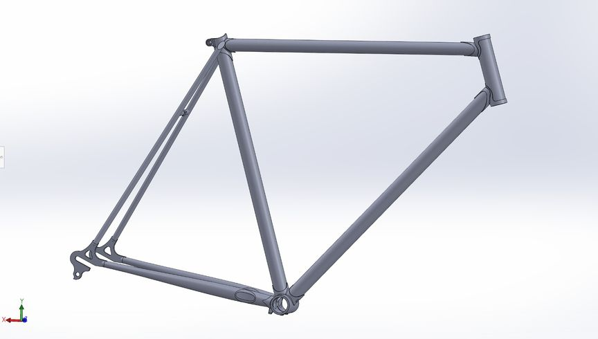 Solidworks Frame Drawing