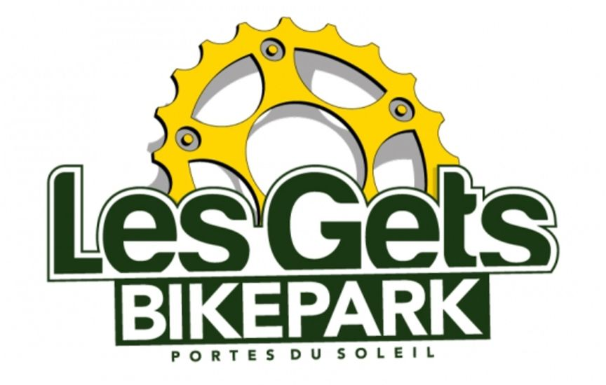 Les Gets Bike Parts Logo