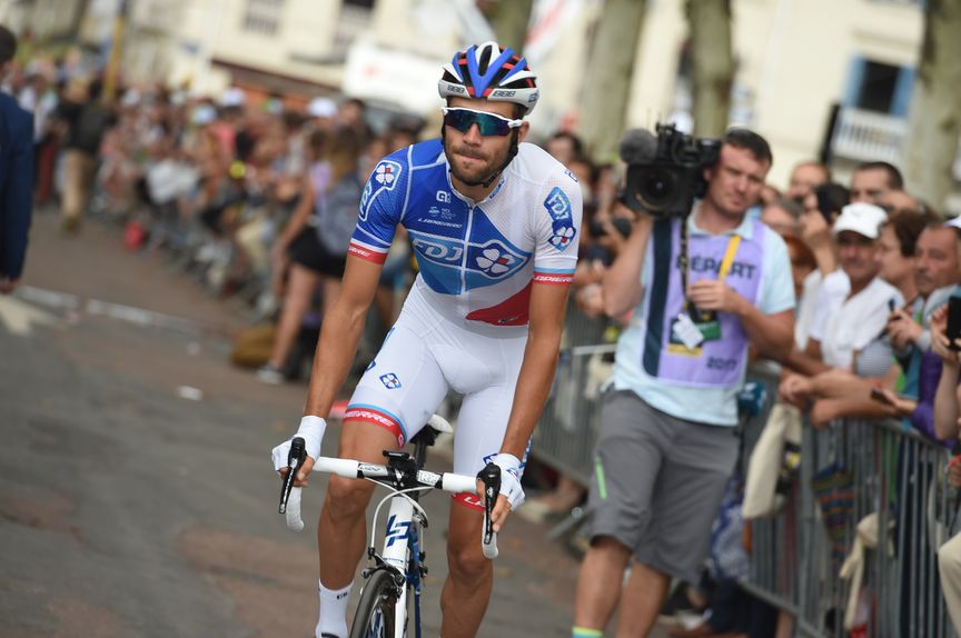 History page - Image of Team Groupama FDJ on Lapierre Bikes
