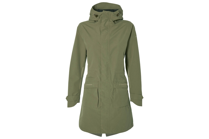 Gift Guide Basil Mosse Parka - Womens