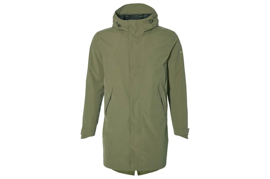 Gift Guide Basil Mosse Parka Jacket