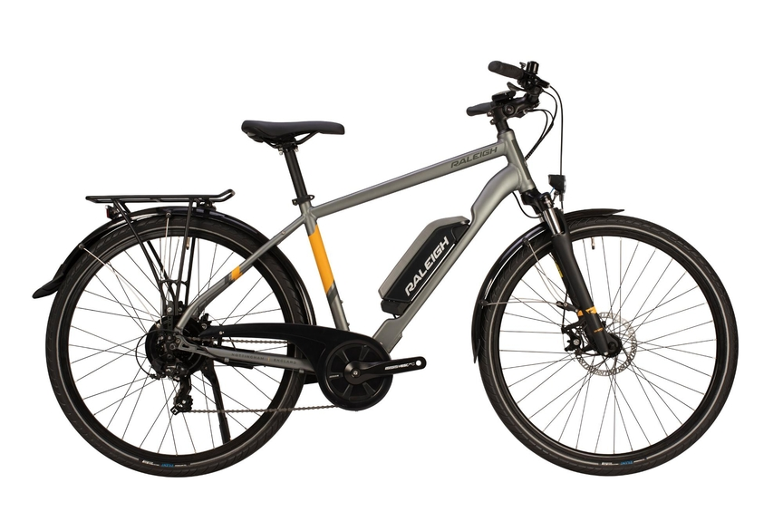 Picture of an Array e-bike