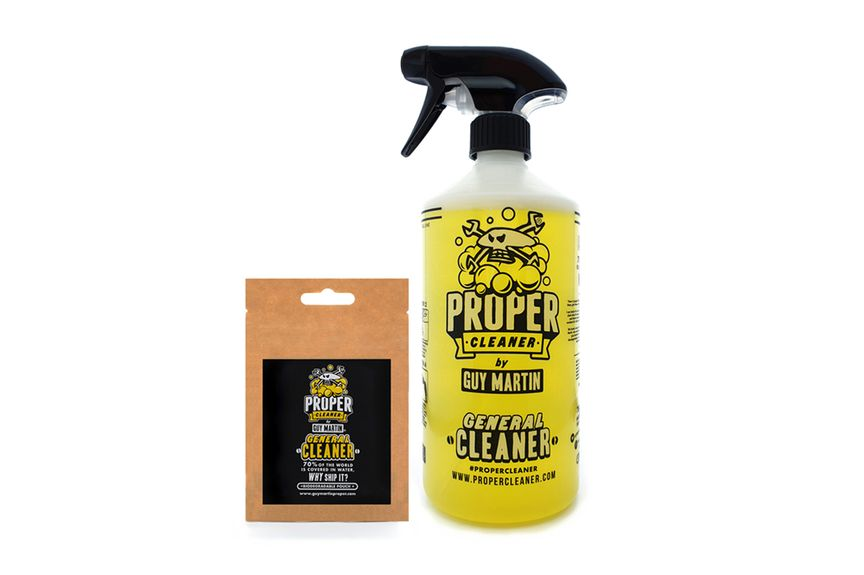 Gift Guide Proper Cleaner Starter Pack by Guy Martin