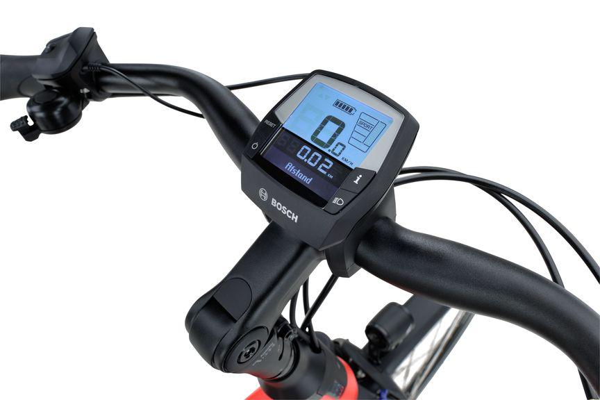 Sparta E-bike D-Rule M8Tb Detailfoto Bosch Intuvia display