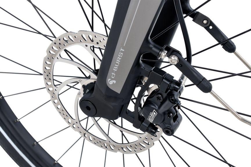 Detailfoto van de Sparta e-bike D-Burst MeTb