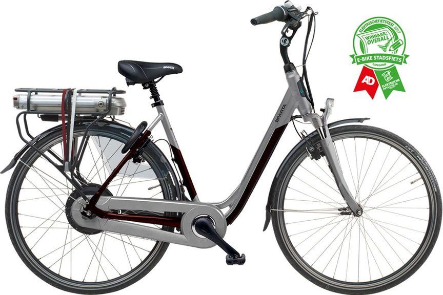 Sparta R5e AD testwinnaar - e-bike