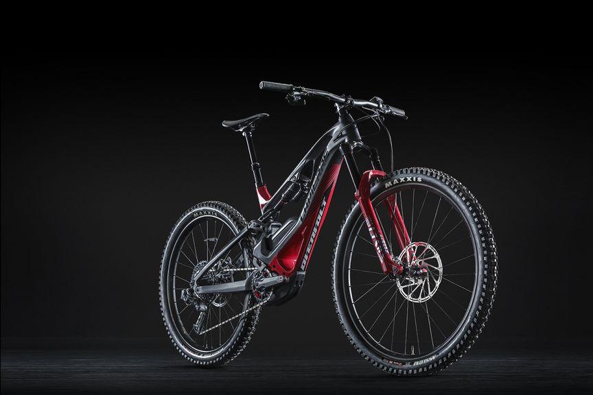 Lapierre Overvolt GLP 2 Electric Enduro Mountainbike - front
