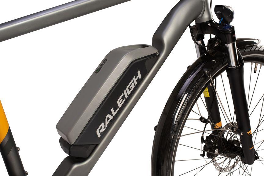 Raleigh electric bike battery