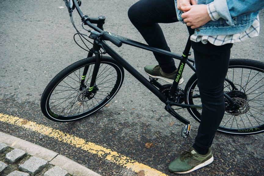 Picture of a Strada bike