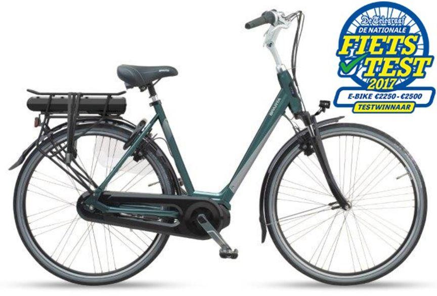 Sparta M7s Telegraaf fietstest