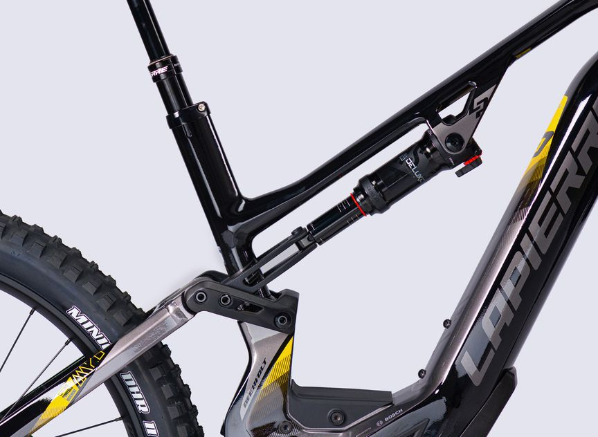 MTB Technology - suspension