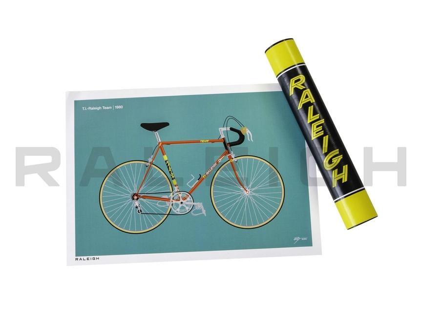 Gift Guide TI Art Print