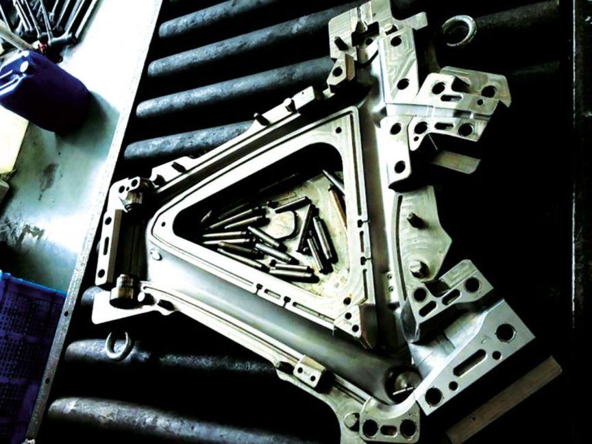 Bike frame aluminum material
