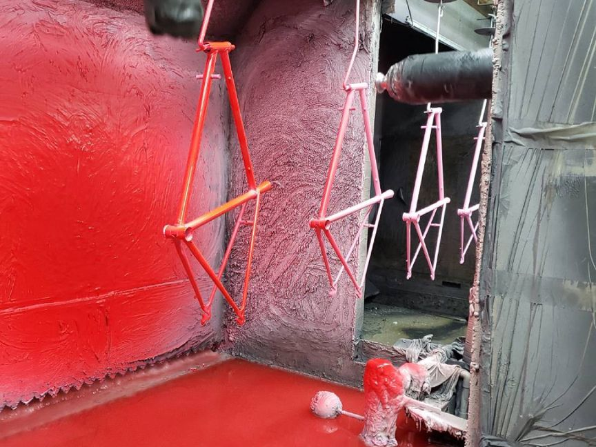 Frames in the Paint Shop