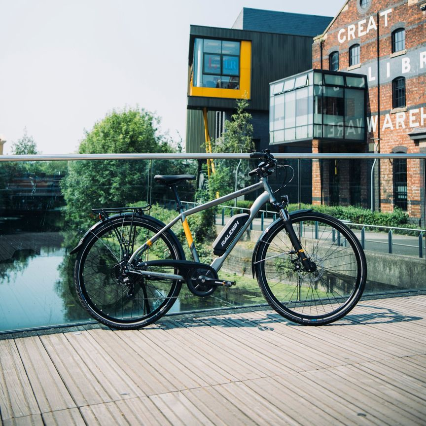 Picture of an Array bike model