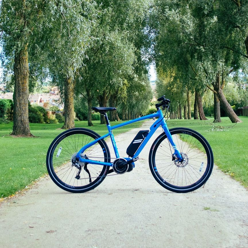 Picture of a Strada Electric ebike model