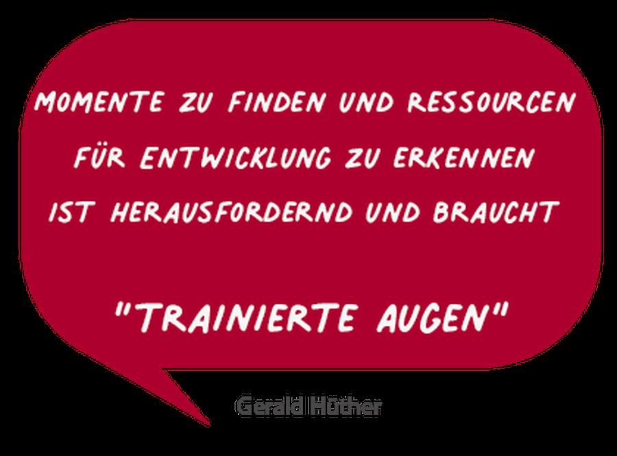 Zitat von Gerald Hüther