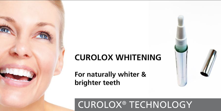 CUROLOX whitening