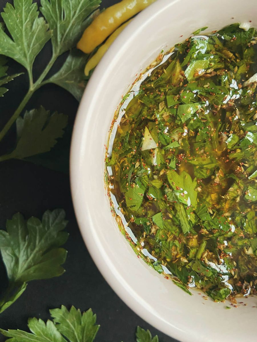 Vegetar - Chimichurri
