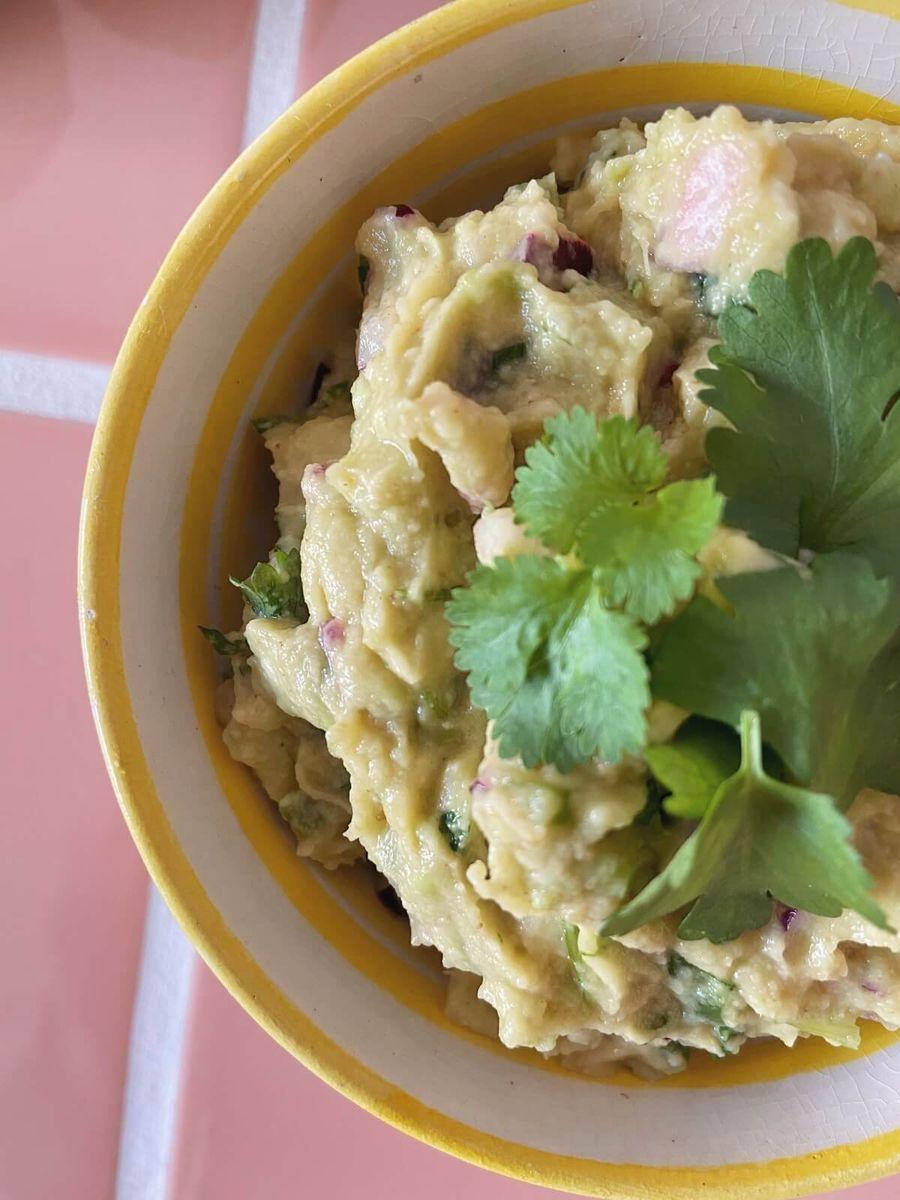 Vegetar - guacamole