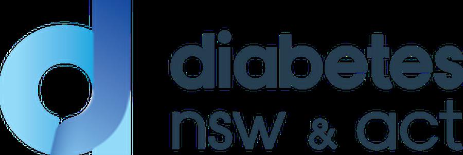 Diabetes Nsw & Act logo image