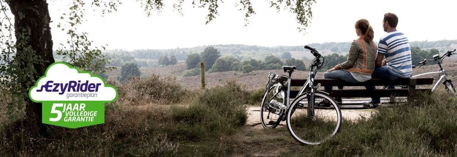 Ezyrider Garantieplan Sparta E-bikes