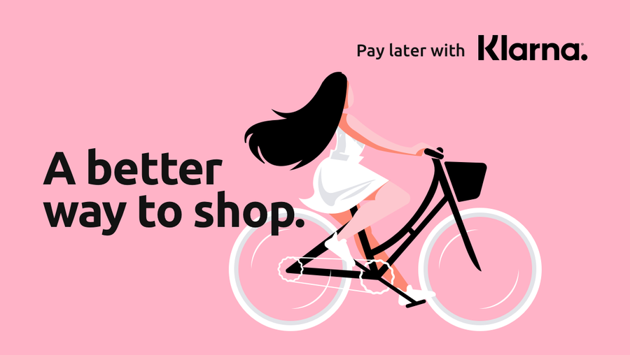 Klarna solution. Buy now, pay later