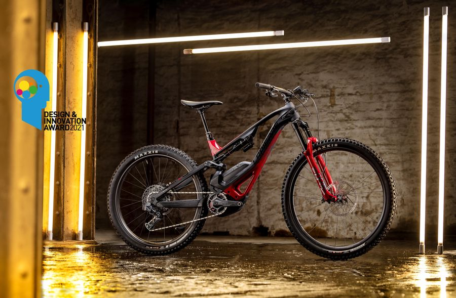 Lapierre GLP2 Innovation and Design Award
