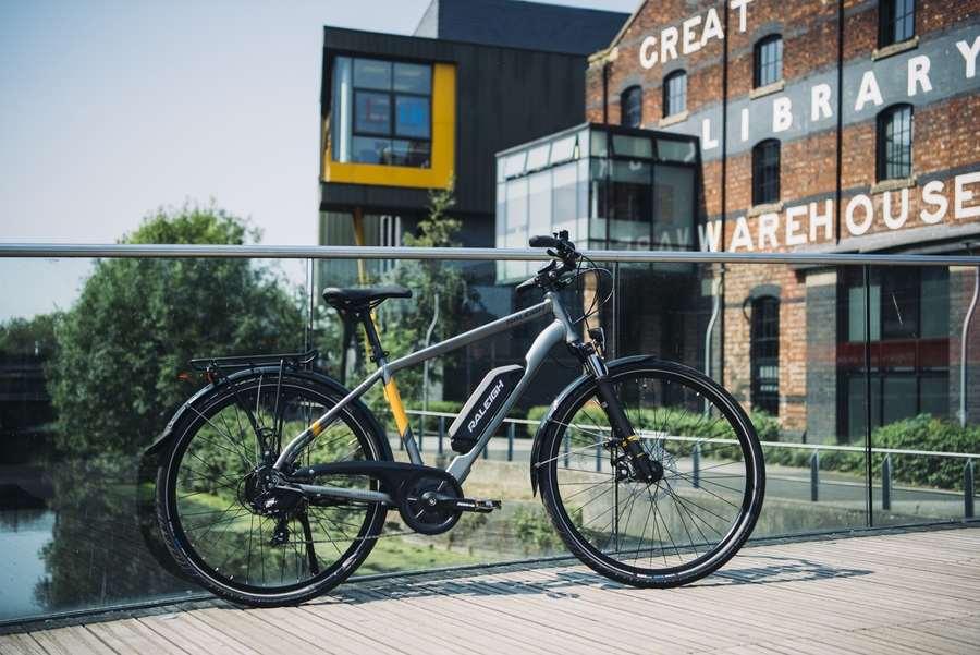 Raleigh Array electric bike