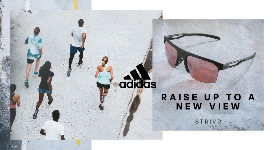 Glasses by adidas sport eywear