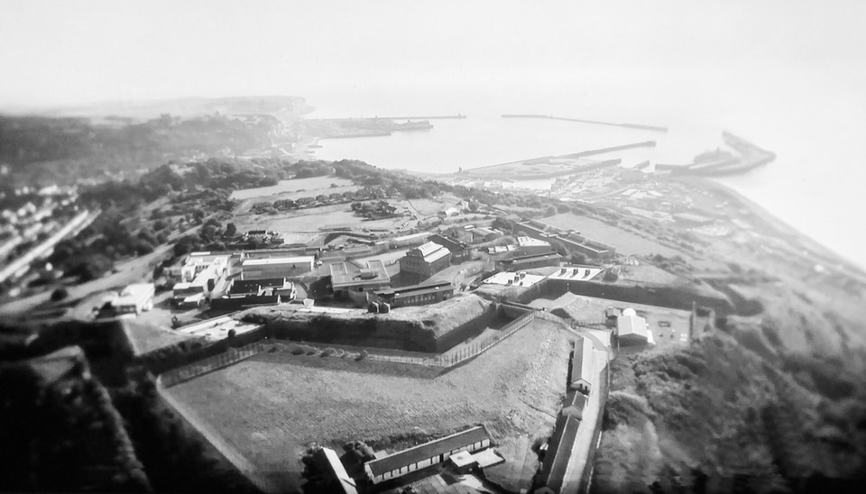The Citadel Fortifications, Dover, Kent