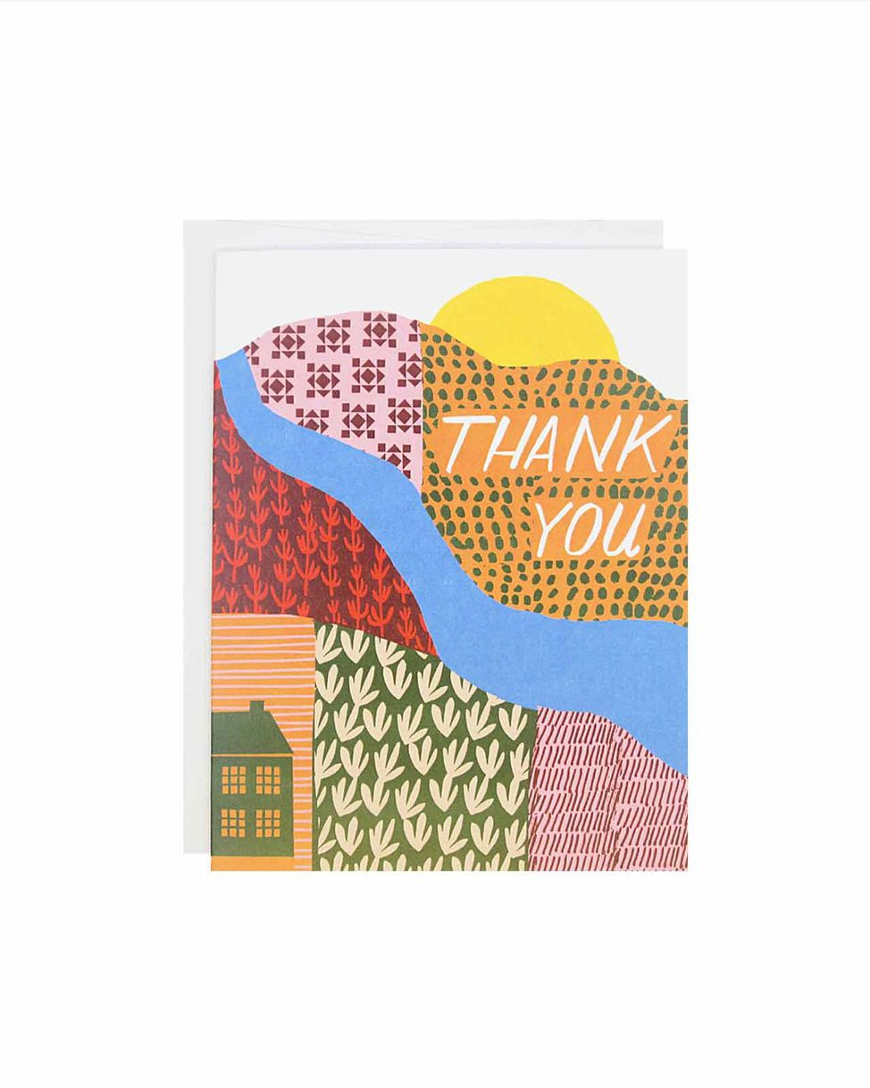 Box of 12 Thank You Cards