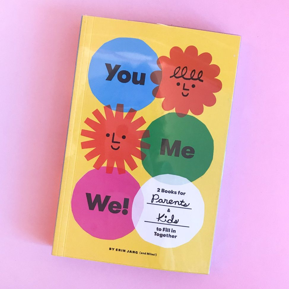 You, Me, We! By Erin Jang – Book