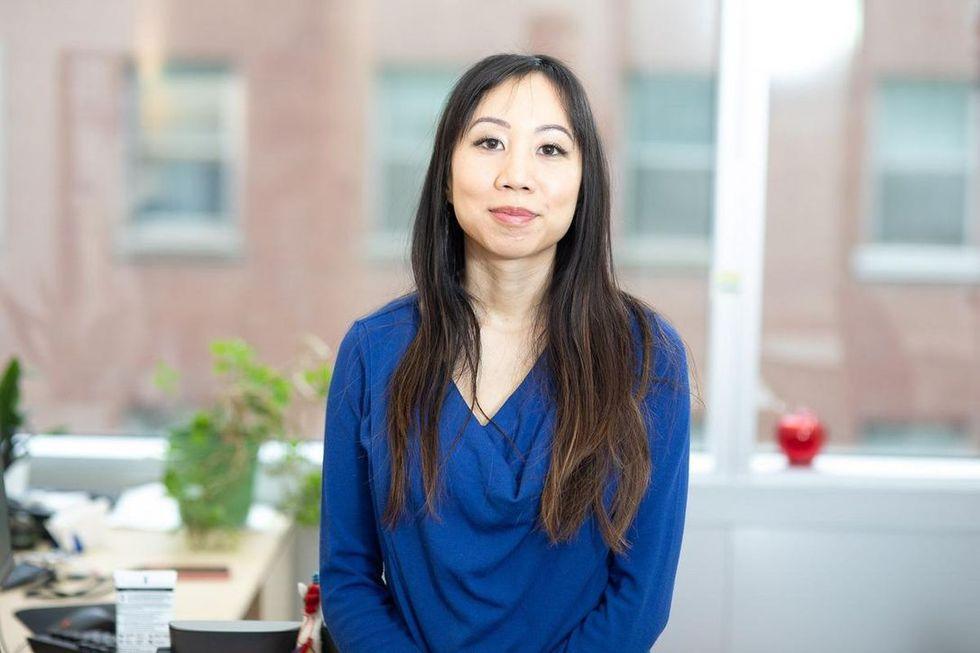 Stella Ng, a member of the CCEPP. Photo: Toronto Star.