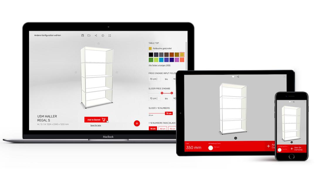 Roomle 3d Ar Vr Furniture Visualization Platform