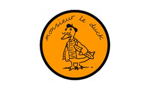 monsieur le duck