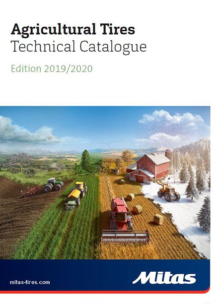 Mitas Agricultural Databook