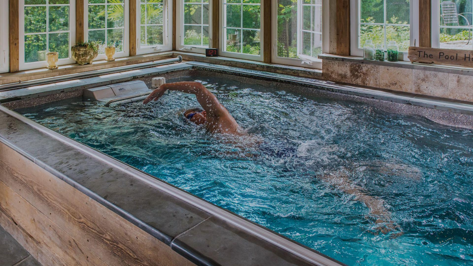 Endless Pools Exercise Pools Resistance Swim Spas