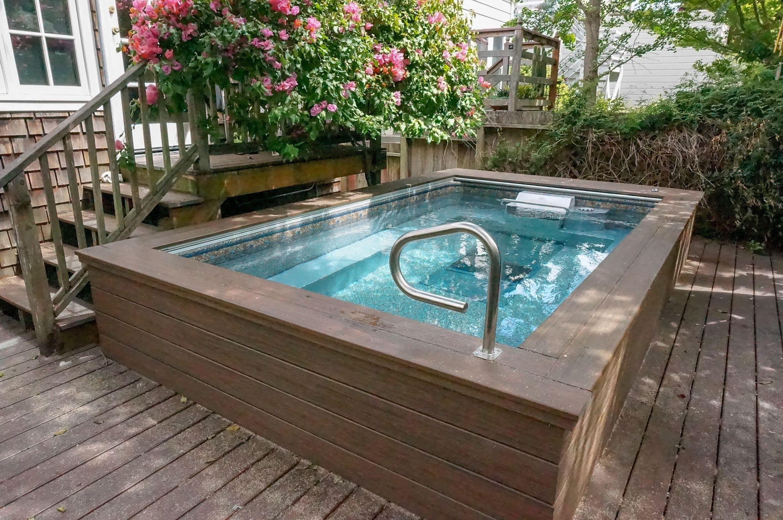 Small Pools Small Space Pools Small Backyard Pools