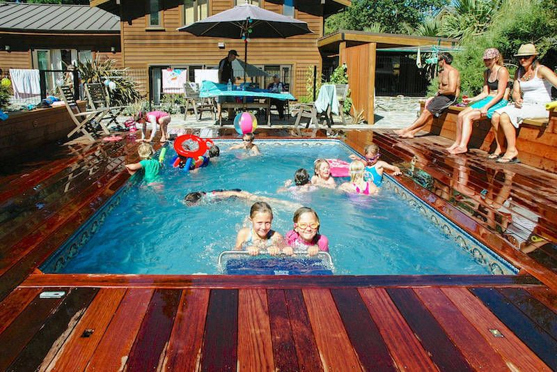 Shipping Container Pools Should You Get One