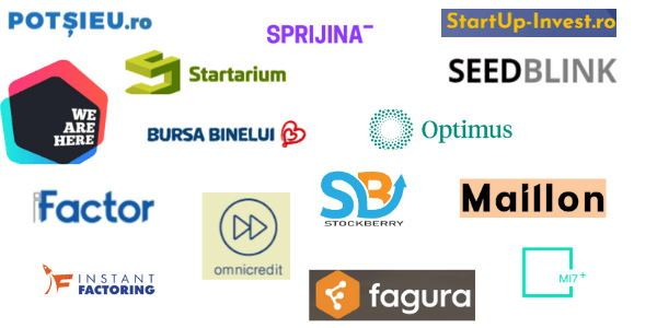 fintech investments in romania