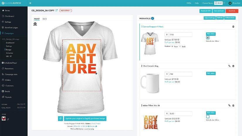 gearlaunch-design-app