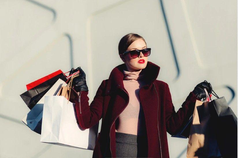 shopping-girl