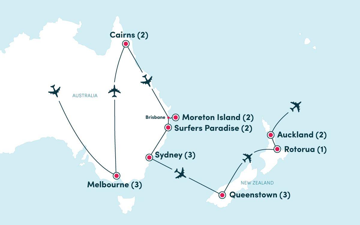 Australia & New Zealand Adventure (Winter) | EF Ultimate Break